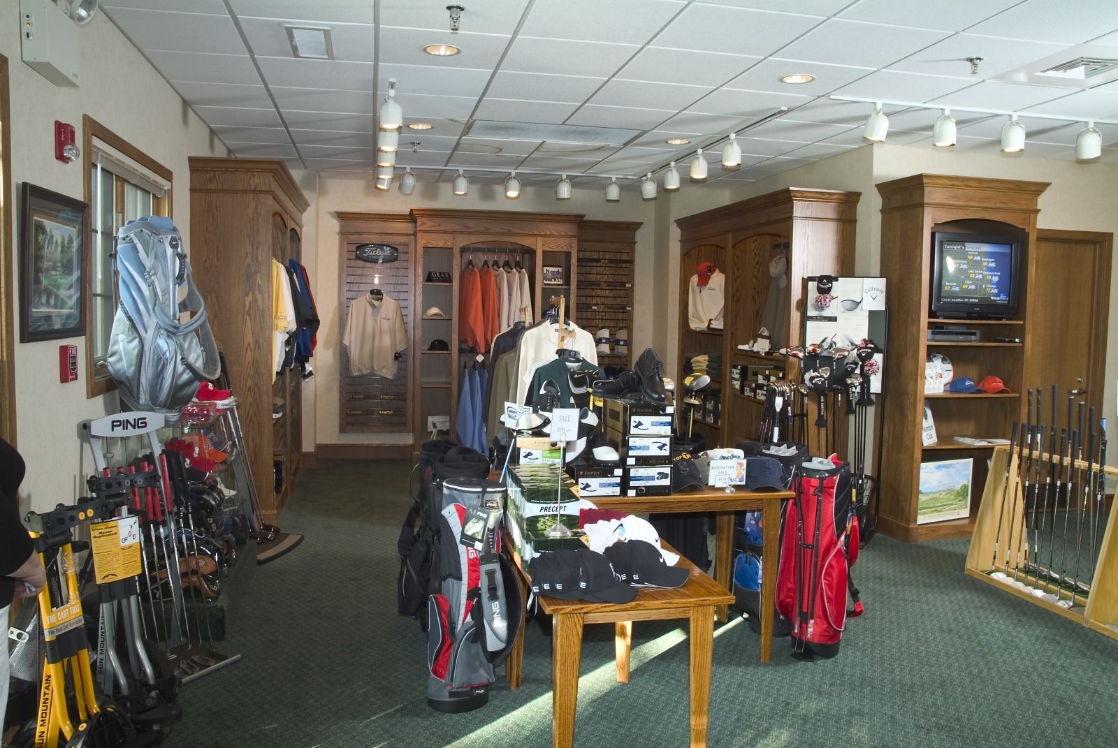 Bonnie Brook Golf Course Pro Shop